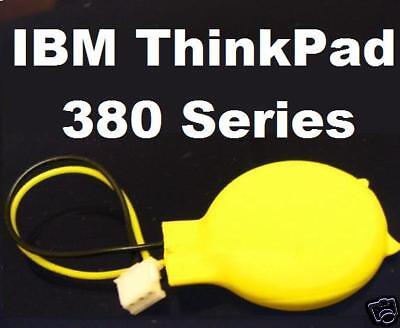 ~IBM THINKPAD 380XD 380Z 385ED 380 CMOS BATTERY 02K6498