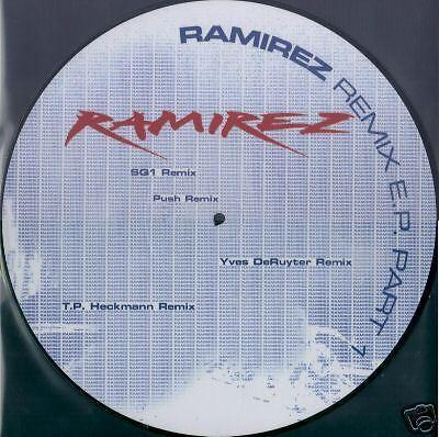 Picture Vinyl Ramirez Remix EP Part 1  Limited Edition