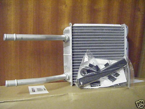 Vauxhall Astra Mk3 HEATER RADIATOR Matrix 1991-1998 Without Air-Con
