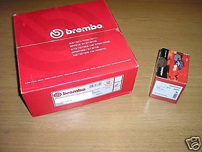 Alfa Romeo 156 ALL MODELS 2002 ONWARDS  Brembo Rear Brake Discs  Mintex Pads