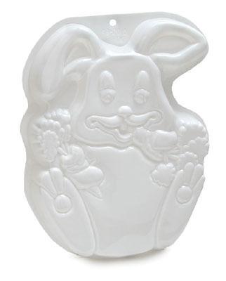 Pantastic Rabbit Easter Bunny Cake Pan Jello Mold