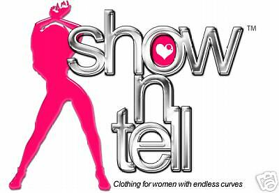 Show-N-Tell Curvy Couture