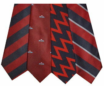 Regimental Masonic Neckwear Badges
