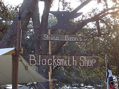 StringBean's Blacksmith Shop