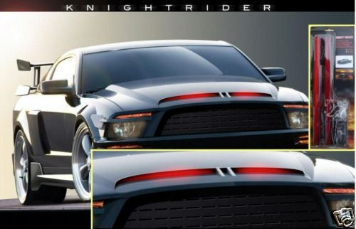 KNIGHT RIDER KNIGHTRIDER FORD MUSTANG COBRA GT KITT BULB SCANNER NIGHT